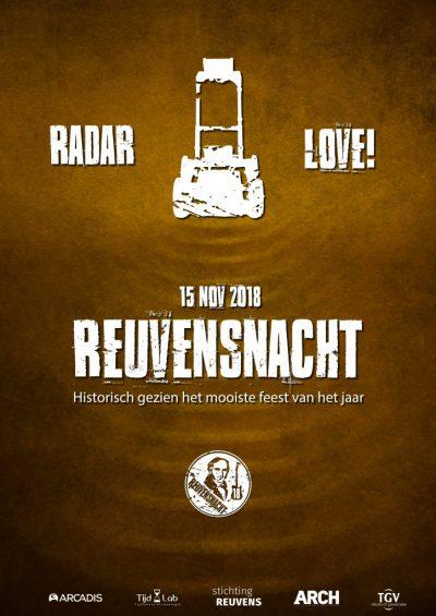 Reuvensnacht 2018 Radarlove2